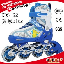 KDS-K2 Coolbaby high quality four wheel roller skate shoes