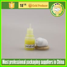 2015 new design blew injection tamper evident cap plastic water bottle caps for sale