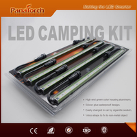 PanaTorch private design waterproof Led magnetic camping strip widely used for night camping/fishing/awnings/trailers