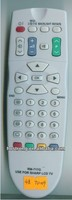 RM-717G LCD LED TV universal remote control