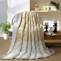 Top quality beautiful printed quilted bedspreads fabric 60gsm for middle east wholesale