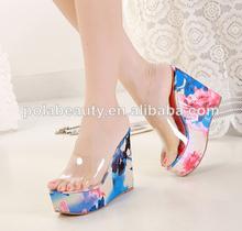 las mujeres deslizador mujeres nuevos zapatos zapatos de alibaba py2901