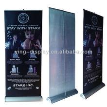 L- Banner Rollup Messedisplay tarpaulin stand 80x200cm