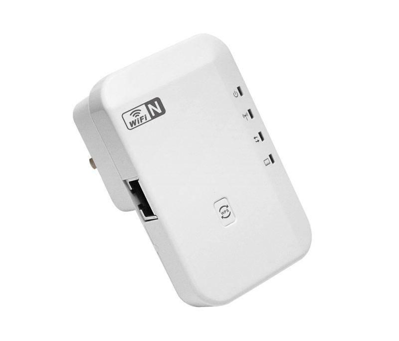 300 Mbps 2.4 GHZ mural répéteur wifi sans fil LTE répéteur de réseau