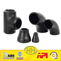 HIGH TEMPERATURE B16.9 WROUGHT CARBON STEEL SEAMLESS PIPE FITTING