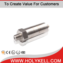 High accuracy mV signal oil pressure sensors