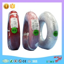 24awg High Temperature Silicone Withstand Voltage Wire UL3239