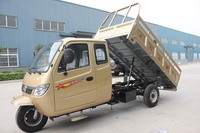 Heavy Duty 650CC Three Wheels Motor Cycle / 2015 New Model Tricycle / 3 Wheels Cargo Truck