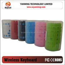 wired silicone usb Keyboard for computer laptop