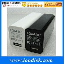 Micro USB Power Bank trip stick / 3000mAh Portable external battery