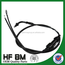 Longer Replacement Cable for Carb Kit, Manufacturer: Motorsports THROTTLE CABLE CARB KT