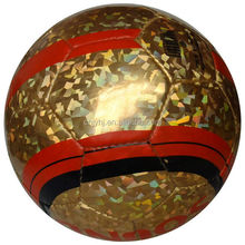 Design manufacture custom factory hand stitched football