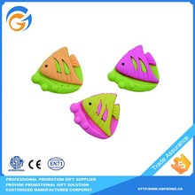Promotional Gifts for Rubber Fish Eraser