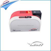 High quality cheap plastic card printer / photo id card printer