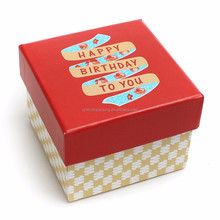Wholesale recycled PaperGift Box, Gift Set Box for birthday packaging