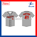Dry fit 100% poliéster de beisebol baseball camisas camisetas atacado