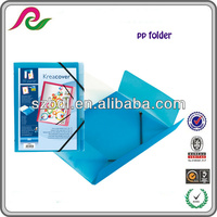 3 flaps multipart file folders with plastic inserts wholesale