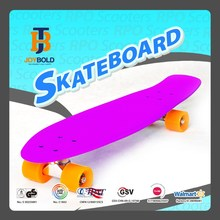 "Professional Jingbang Factory Brand New 28"" Plastic Drift Board Type Penny Skateboard"