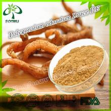 Polygonatum odoratum (Mill.)Druce Extract CAS.NO.611-99-4