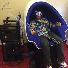 9D Interactive Virtual Realiti Headset VR Amusement Game Machine Virtual 5D Simulator 9D Game Machine For New Investment