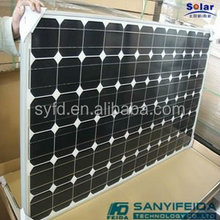 HIGH EFFICIENCY/Good quality 280W mono solar panel for solar system with TUV IEC CE and ROHS