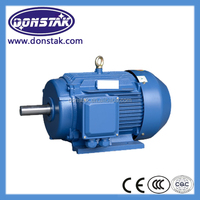 Small 4KW Three-phase AC industrial Squirrel Cage Induction Electric Motor