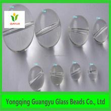 China glass bead for shot blasting