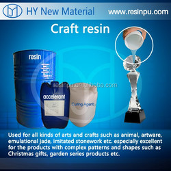 crystal clear casting resins