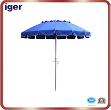 Luxury solid sun patio beach umbrella