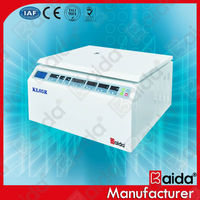 KL05R table top low speed centrifuge for 10ml tube