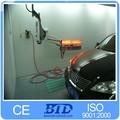 Carro sistemas de estufa com aquecedor de infravermelhos cabine de secagem de pintura