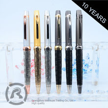 Small Order Accept Brand New Custom Fit Ball Pen With Magnet