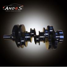 Custom Billet Forged Crankshaft for Nissan Fuga Skyline V6 Engine VQ25HR Crankshaft