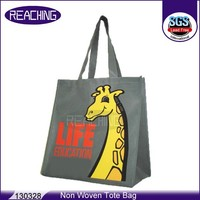 Lead-free/ AZO Free Replied In 30 Minutes Printed Custom Made Shopping Bags