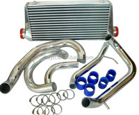 Universal Aluminum Intercooler piping kit for Mitsubishi Lancer evo X air intake (AMS)