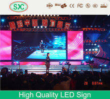 high resolution led display screen animated gif outdoor full color led