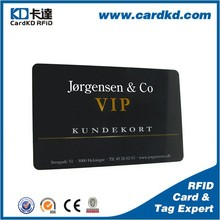 excellent custom craft offset printing plastic card