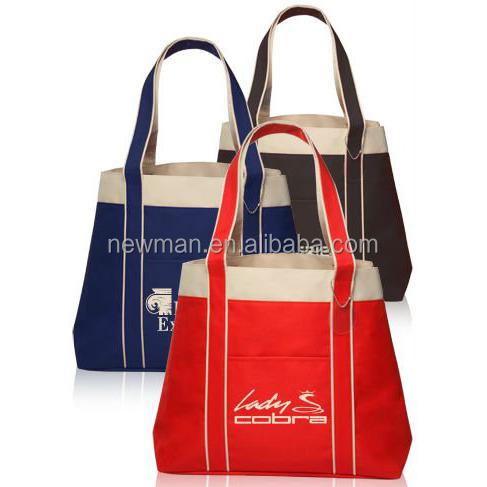 Microfiber Stamping Tote Bag