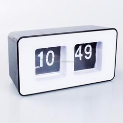 New Design Auto Flip Classic Clock