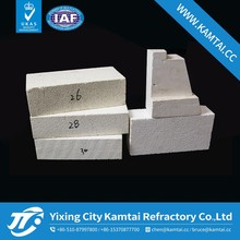 High temperature ALUMINA REFRACTORY BRICK