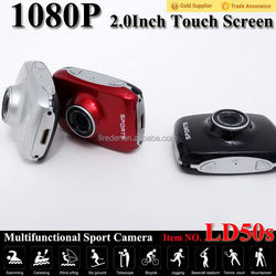 Modern Cheapest car dvr camera gps with 1080p