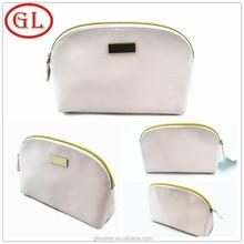 2015 piso pequeño Modella moda Cosmetic Bag Lady bolso cosmético de la PU