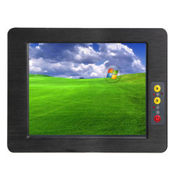 Touchscreen Industrial Panel PC Dual Core Processor