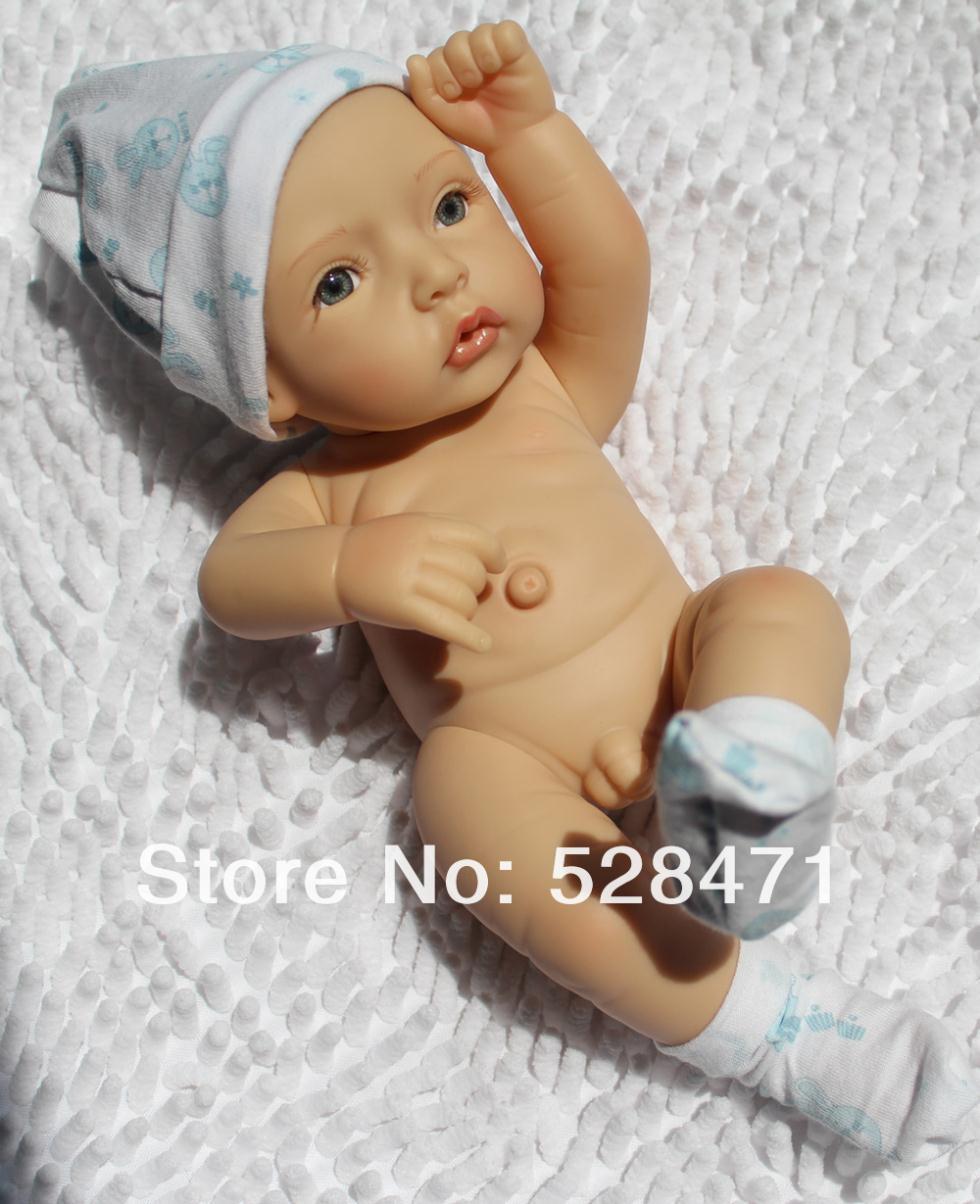 Reborn Baby boy cute Doll for Children's Day small Dolls ...