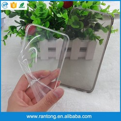 Main product all kinds of transparent ultrathin silicone cell phone case for wholesale
