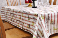 restaurant table cloth, made in china table cloth , party table cloth