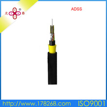 single mode fiber optic 8 core steel wire armored submarine cable fiber optic adss cable