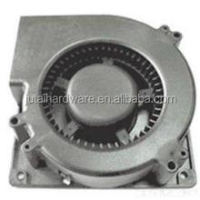 Industrial cabon steel pump impeller