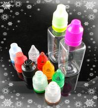 Empty eye drop bottle 10ml plastic &metal needle tip plastic drop bottle