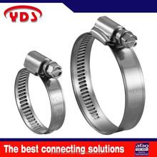German type W4 hose clamp hose clip worm drive hose clamp